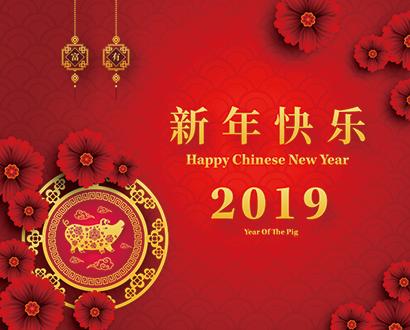 回首2018,展望2019!向所有爱善人致以新春祝福!
